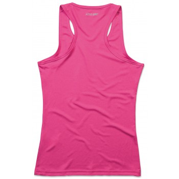 ACTIVE SPORTS TOP WOMEN 100%P