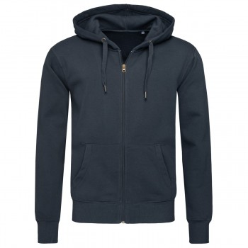 ACTIVE SWEATJACKET 80%C 20%POL