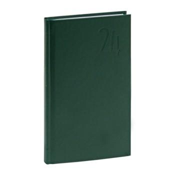 Agenda settimanale tascabile in carta bianca