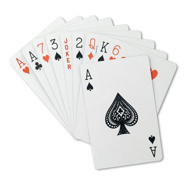 ARUBA - Carte da gioco in box in PP