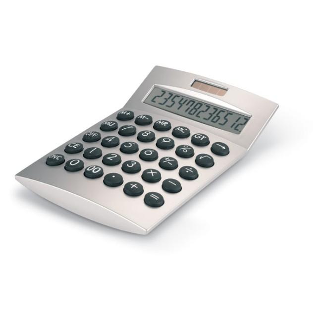 BASICS - Calcolatrice 12 cifre