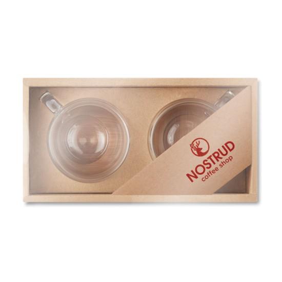 BELIZE - Set 2 tazzine da caffè