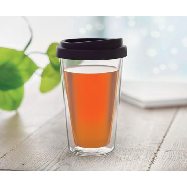 BIELO TUMBLER - Bicchiere in vetro