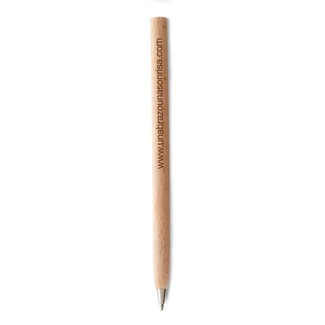 BOISEL - Penna a sfera in legno