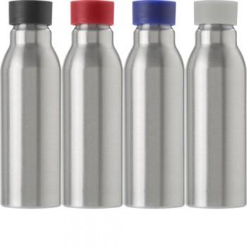 Bottiglia in alluminio, capacità 600 ml