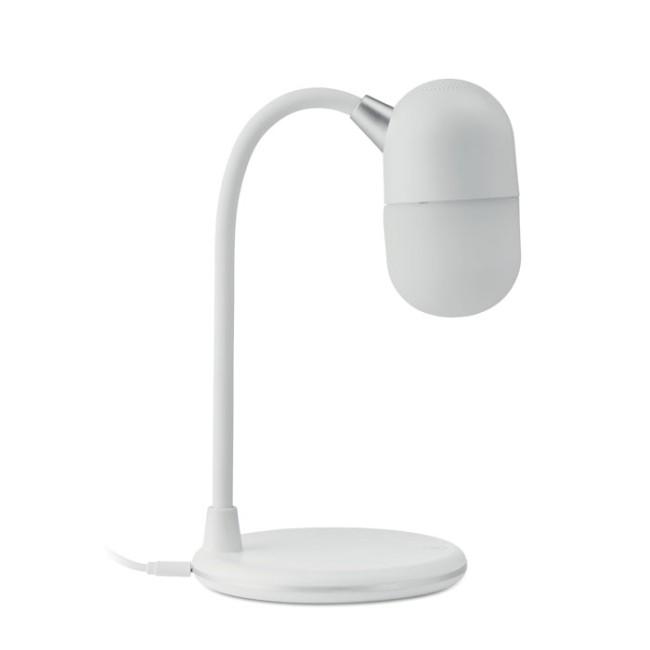 CAPUSLA - Lampada caricatore wireless