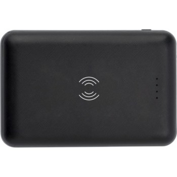 Caricabatterie portatile wireless in ABS, 5.000 mAh