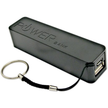 Caricatore per cellulare capacita' 2000 mAh, input/output DCV-1.0A confezione scatola singola.