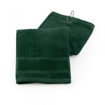 GOLFI. Asciugamano da golf in cotone