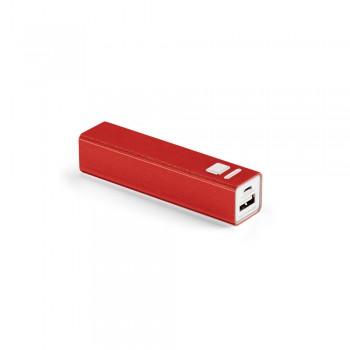 HEVESY. Batteria portatile 2'200 mAh