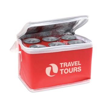 PROMOCOOL - Borsa frigo per 6 lattine
